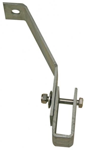 Zubehör SchachtLeitern, Wandanker verstellbar 165-215 mm, Stahl verzinkt (St.), 816313