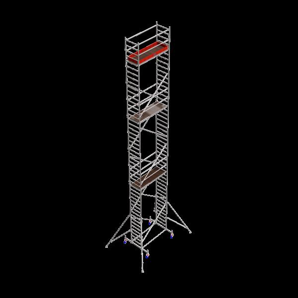 STABILO FahrGerüst S10 FL.2,50 AH.13,40