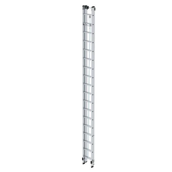 Günzburger Aluminium-Seilzugleiter 2 x 18 Sprossen, 21218