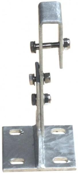 STABILO Ortsfeste Leitern, Systemteile, Maueranker 270-400 mm, 835222