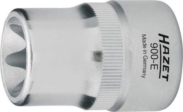 HAZET 850-E12 HAZET TORX/® Steckschl/üssel-Einsatz f/ür