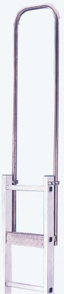STABILO Einstiegshilfe, Halterahmen, Stahl verzinkt, Leiternaußenbreite 340 mm, 816481