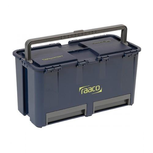 Raaco Werkzeugkoffer Compact 27, 136587