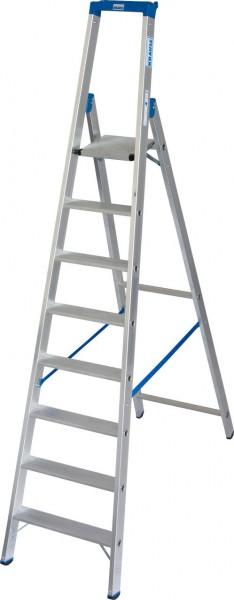 STABILO Stufen-StehLeiter, 1x8 Stufen, 124555