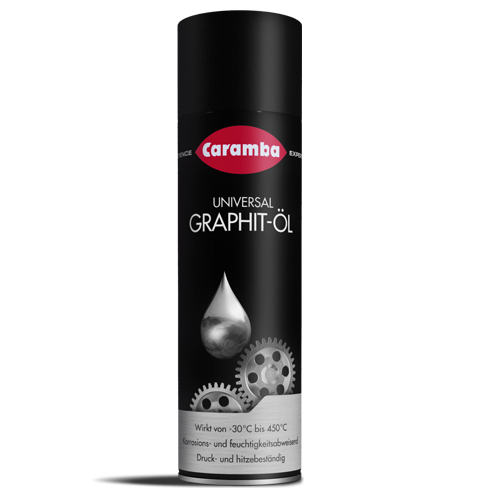 Caramba Graphit-Oel 500 ml, 6003071