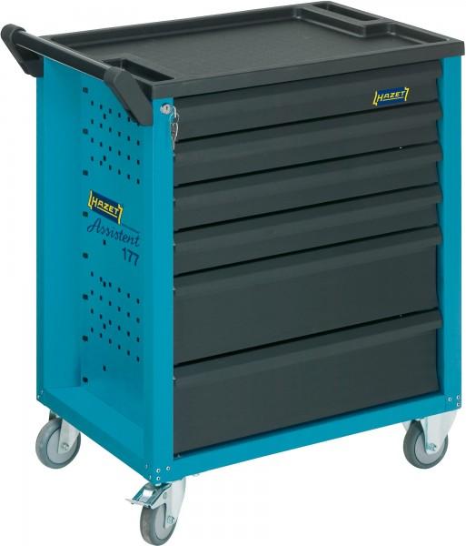 *Hazet Werkzeug-, Material- und Montagewagen, 177-6