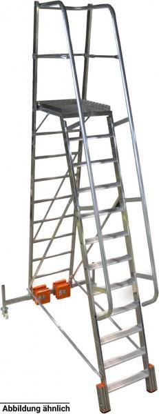 STABILO PodestLeiter Vario kompakt, 1365, 9 Stufen, 833150