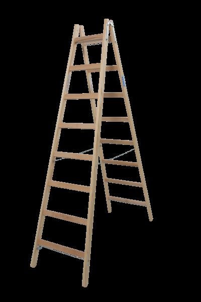 STABILO DoppelLeiter Holz 2x8 Spr.