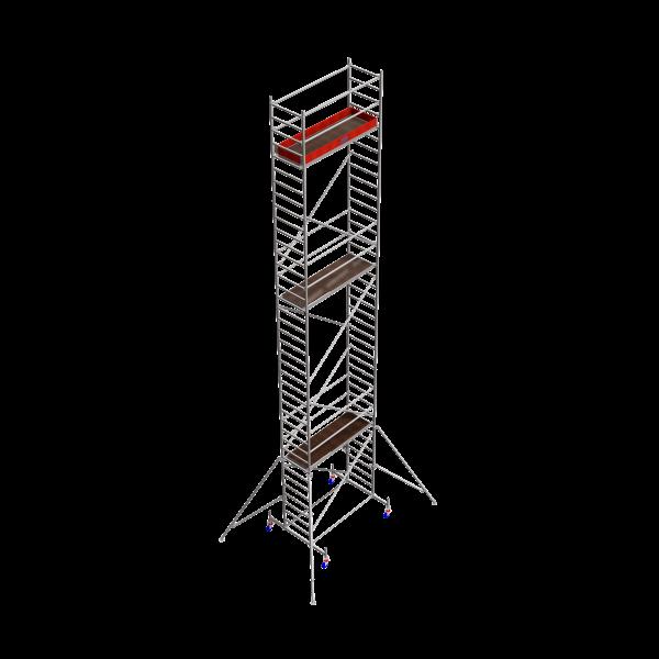 STABILO FahrGerüst S10 FL.2,50 AH.11,40