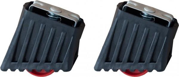MONTO Fußkappe und Rollset für Rolly 2x2 Stufen, 212412