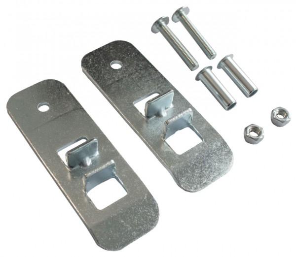 STABILO Nachrüstset Distanzstücke für Stufen-StehLeitern, Stufen-DoppelLeitern und SprossenDoppelLeiter, Artikel-Nr.: 212368
