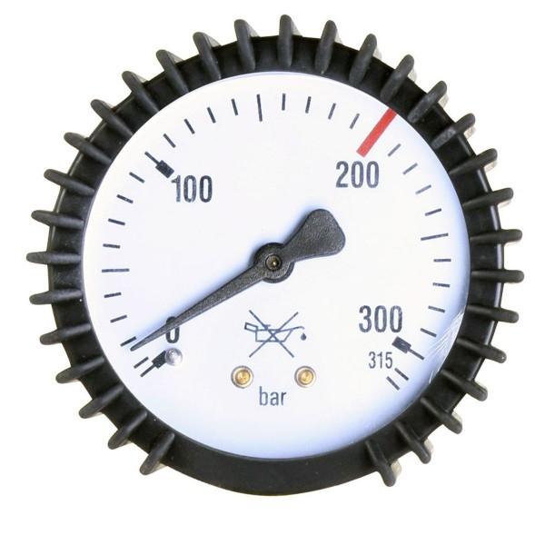 Inhaltsmanometer Ø 63 mm, 0-315 bar, 1700059