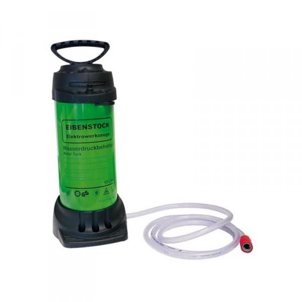 Eibenstock Wasserdruckbehälter Metall, 10 l, inkl. 3,5 m Schlauch, 35812000