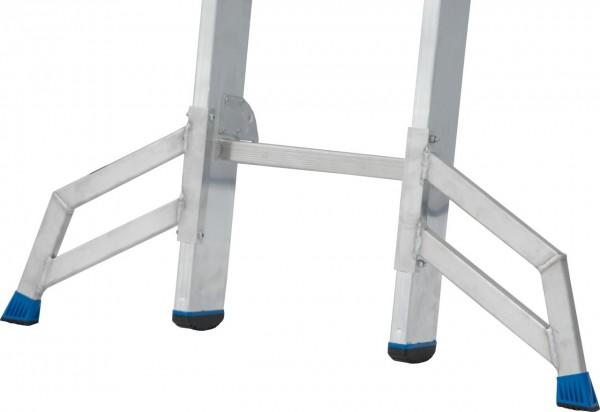 STABILO Trigon Traverse bis 14 Sprossen, blau links und rechts, 202239