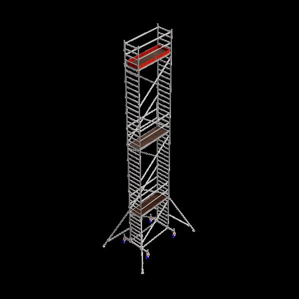 STABILO FahrGerüst S10 FL.2,00 AH.12,40