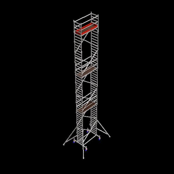 STABILO FahrGerüst S10 FL.2,50 AH.14,40