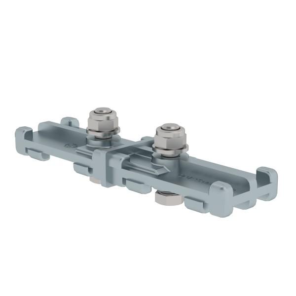 Günzburger Steigleiterverbinder 200 mm Aluguß, 61236