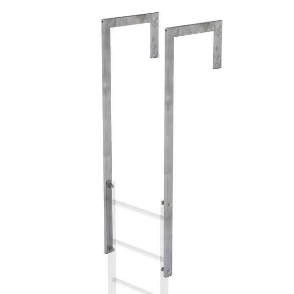 Günzburger Ausstiegsgeländer Stahl verzinkt, 63049