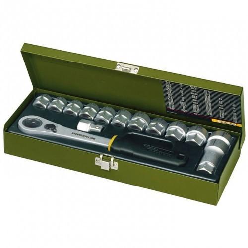 Proxxon Werkstatt-Spezialsatz, 13 bis 27 mm (14-tlg.), 1/2, NO 23604
