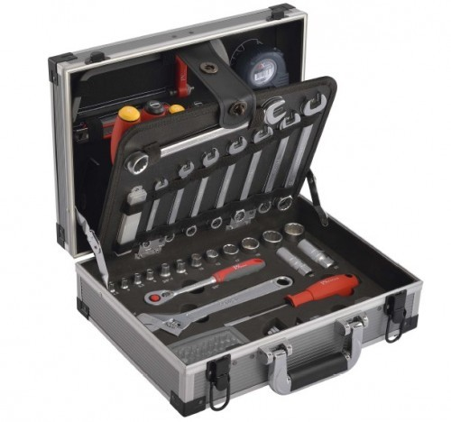 Tixit Alu-Werkzeugkoffer