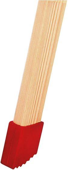 STABILO Fußkappe Holzleiter, 1 Paar für Holzsprossenleitern der Größe 2x3 bis 2x8 Sprossen, 200020