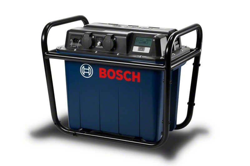 bosch akku power unit gen 230v 1500 0600915000 dittmar werkzeuge. Black Bedroom Furniture Sets. Home Design Ideas