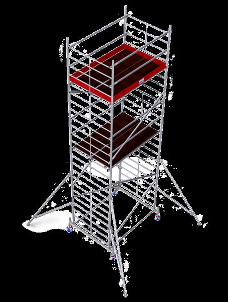 ProTec XXL Alu-FahrGerüst AH 7,30 m