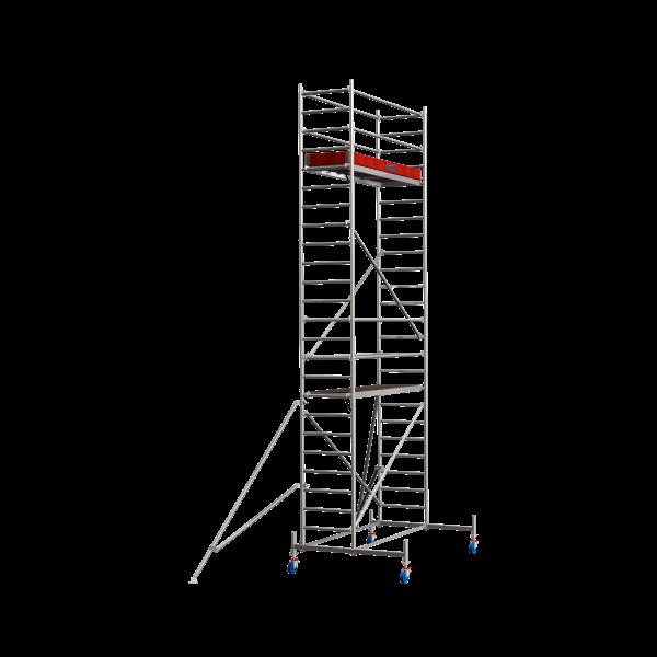 STABILO FahrGerüst S10 FL.2,50 AH.7,40