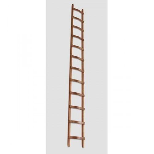 Guenzburger Dachdeckerleiter aus Holz 18 Sprossen, 33124
