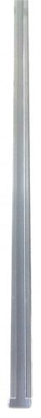 STABILO Ortsfeste Leitern, Systemteile, Rückenschutzstrebe Aluminium, 3000 mm, 838094