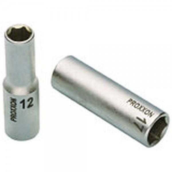 "Proxxon 1/2"" Tiefbett-Steckschlüsseleinsatz, 10 mm, 23355"