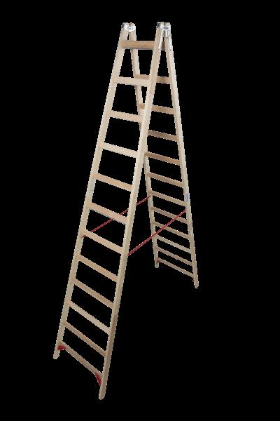 STABILO DoppelLeiter Holz 2x12 Spr.