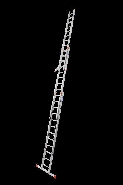 Tribilo VielzweckLeiter Treppe 3x12 Spr.