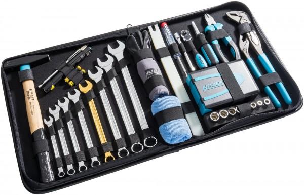 HAZET Premium Werkzeug-Ledertasche 1520/64