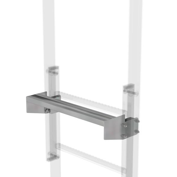 Günzburger Ausstiegstritt Stahl verzinkt Spaltmaß 150mm, 63967