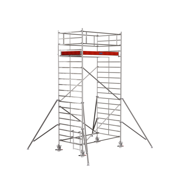 STABILO FahrGerüst S5000 FL.2,50 AH.6,30