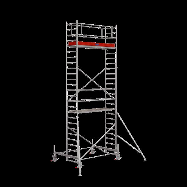 STABILO FahrGerüst S100 FL.2,50 AH.7,40