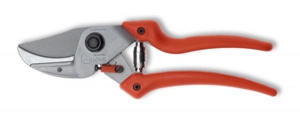Löwe Amboss-Schere ergonomischer Griff mit gebogener Klinge 8.107