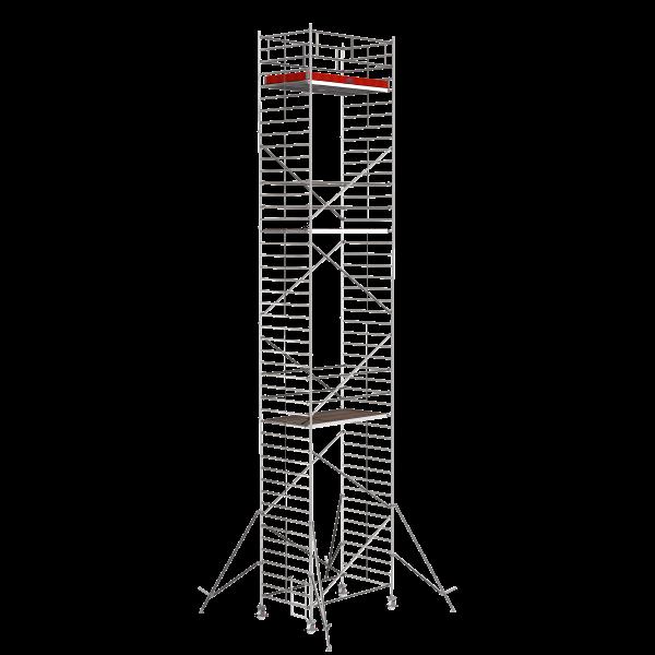 STABILO FahrGerüst S5000 FL.2,50 AH.13,3