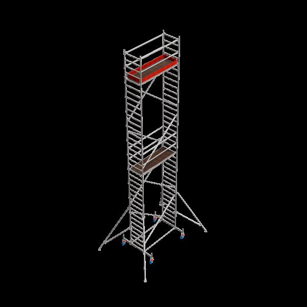 STABILO FahrGerüst S10 FL.2,00 AH.10,40