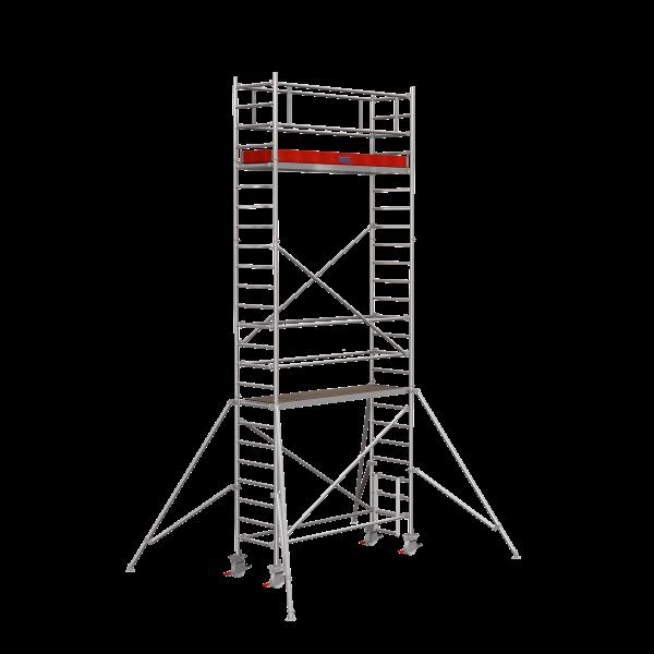 STABILO FahrGerüst S1000 FL.2,50 AH.7,30