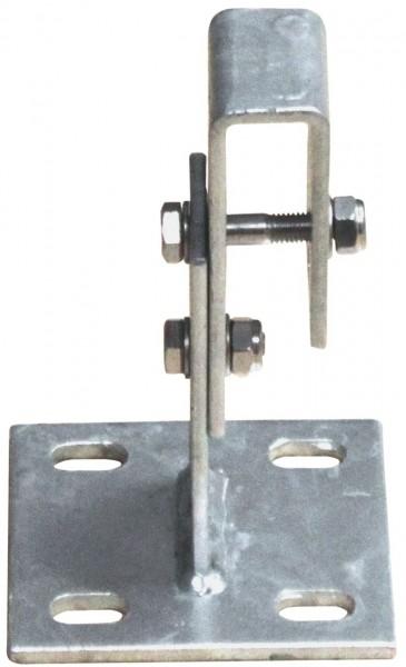 STABILO Ortsfeste Leitern, Systemteile, Maueranker, verstellbar, 100-150 mm, 835192