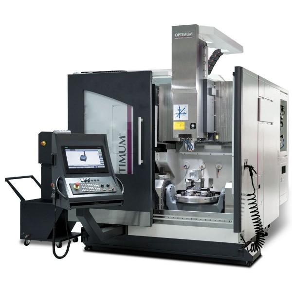 Optimum OPTImill FU 5-600 HSC 18 Premium CNC-Fräsmaschine, 3511384