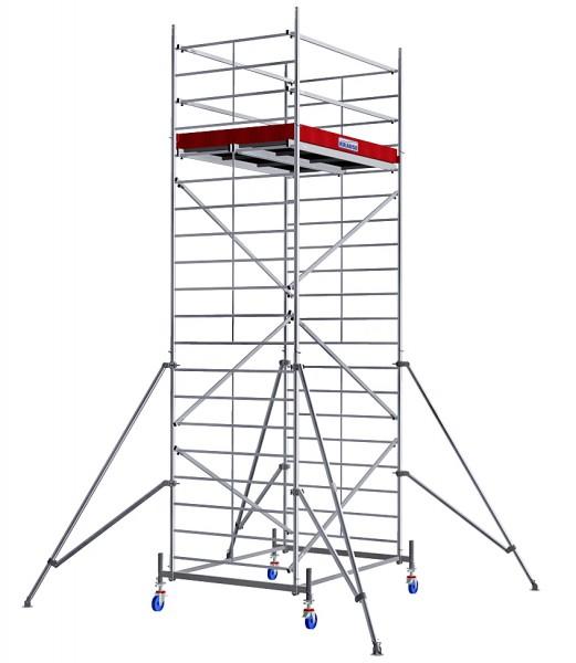 ProTec XXL Alu-FahrGerüst AH 6,30 m