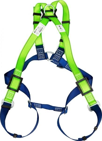 STABILO Ortsfeste Leitern, Fallschutz-System, Sicherheitsgurt mit Brustöse, 837615