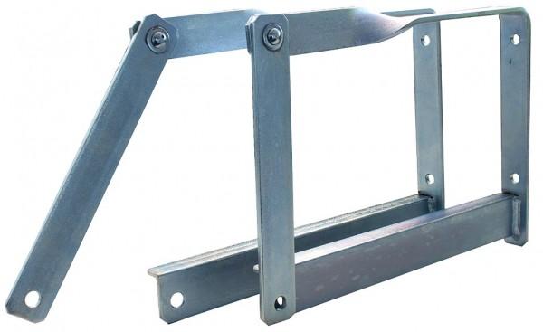 MONTO + STABILO CombiSystem Leiter-Wandhalter-Set, 122469