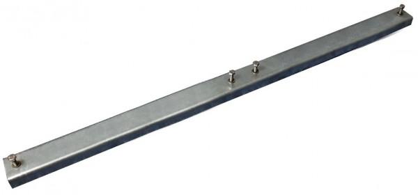 STABILO Ortsfeste Leitern, Systemteile, Steigleiternverbinder 1000 mm für Stahl, 835482