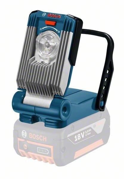 Bosch Akkulampe GLI VariLED 14,4 / 18 V-LI Lampe Sologerät im Karton, 0 601 443 400