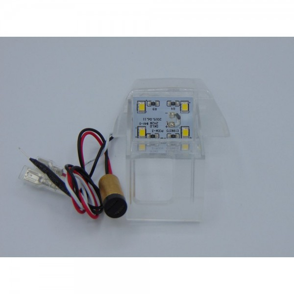 Metabo LED mit Laser vollst., 343085970