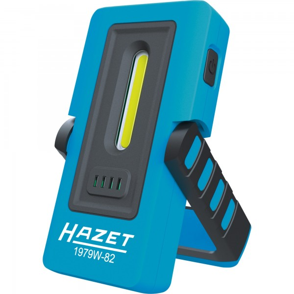 HAZET LED Pocket Light, Wireless charging, 1979W-82